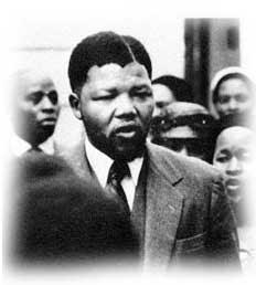 Nelson Mandela 1956