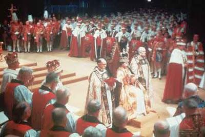 coronation Elizabeth II 1952