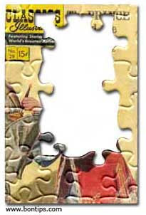 Puzzle book cover clue 2