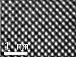 aluminio Ejemplo de resolución del Titán (FOTO: Universidad McMasters)