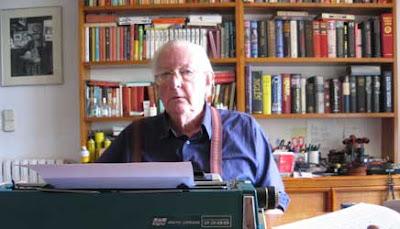 Tom Sharpe's study