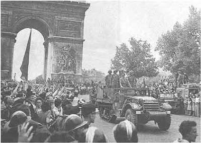 Liberación Paris