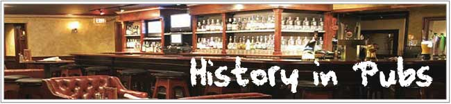 History in pubs