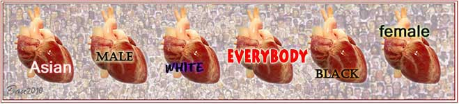 At heart we are all the same