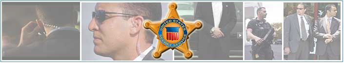 The US secret service