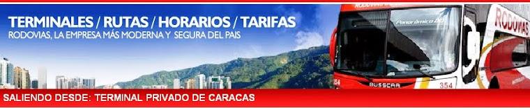 RODOVIAS DE VENEZUELA