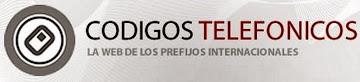 CÓDIGOS TELEFÓNICOS DE Y EN VENEZUELA