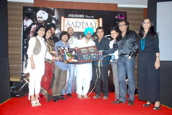 Launch of Satinder Sartaaj's,Entertainment