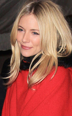 Sienna Miller, Beautiful Hollywood Lady