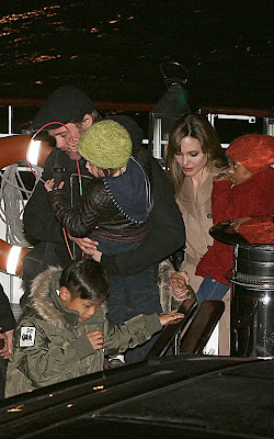 Jolie-Pitt Family, Entertainment