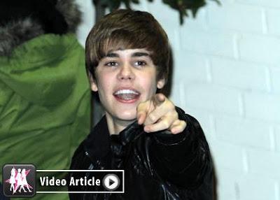 Justin Bieber ,  American Singer