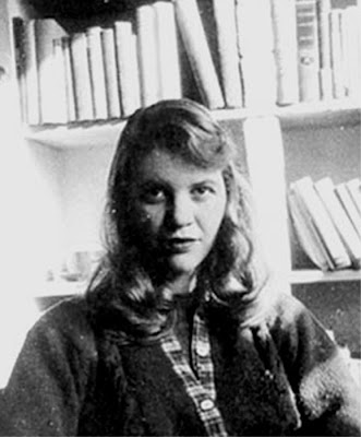 Sylvia Plath, American poet, novelist, story writer