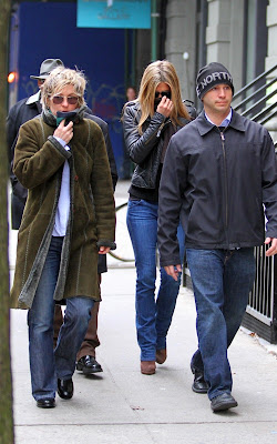 Jennifer Aniston, Celebrity Gossip