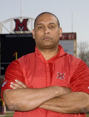 Michael Haywood, American football coach