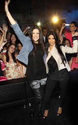 Kim, Khloe Kardashian, Celebrity Gossip