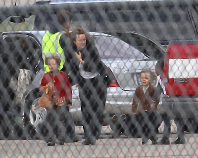 Jolie-Pitt clan, Entertainment