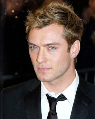 Jude Law, English actor, film producer