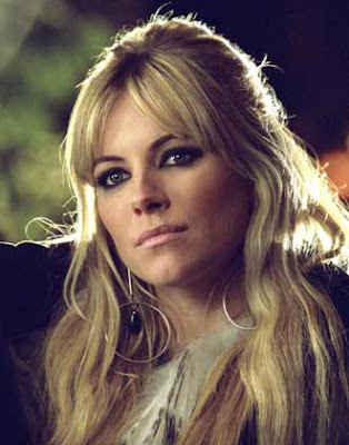 Sienna Miller, English actress, model