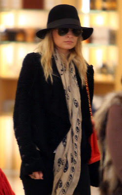 Nicole Richie, Celebrity Gossip