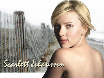 Scarlett Johansson, American Actress, singer