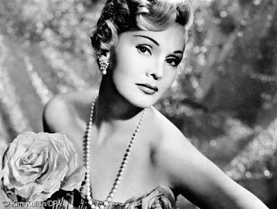 Zsa Zsa Gabor, American actress