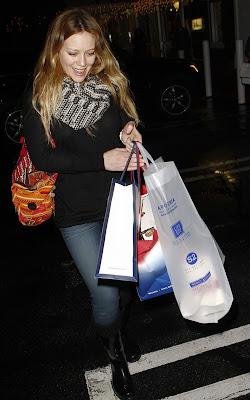Hilary Duff, Celebrity Gossip