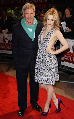 Rachel McAdams, Harrison Ford, Entertainment