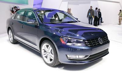 Volkswagen Passat, technology
