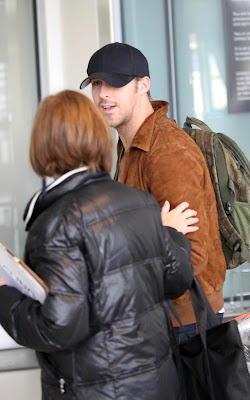 Ryan Gosling, Celebrity Gossip