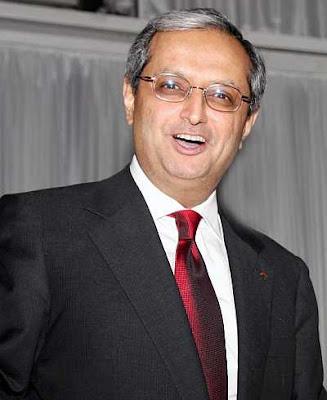 Vikram Pandit, American CEO