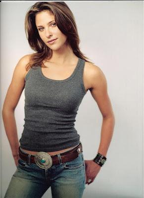 jill wagner, American actress, model