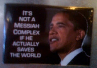 It's not a Messiah Complex if he actually saves the world
