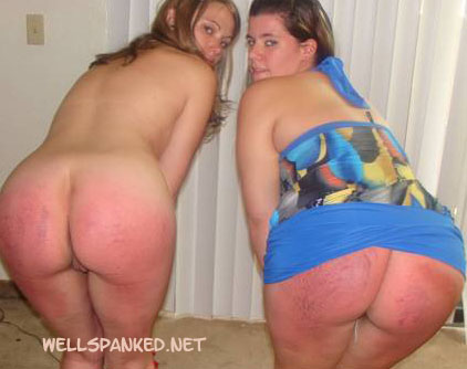 She s being grabbed to get spanked