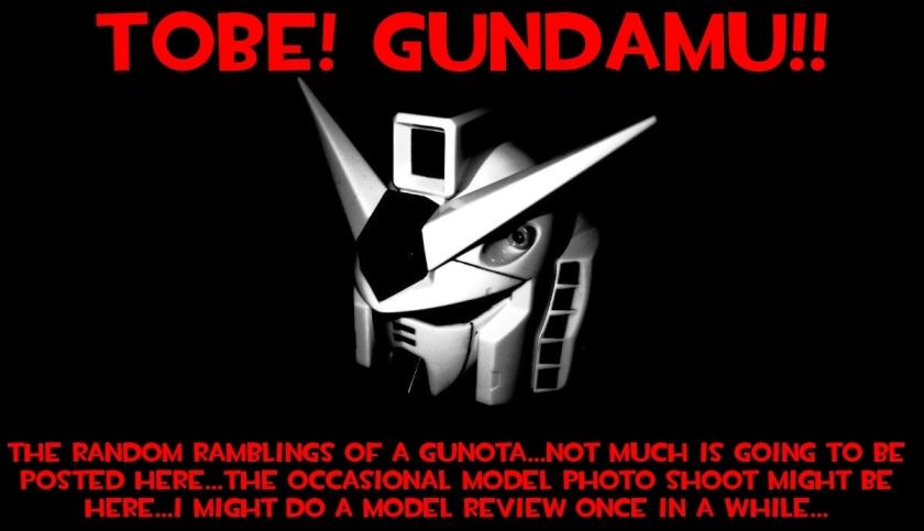 TOBE! GUNDAMU!!