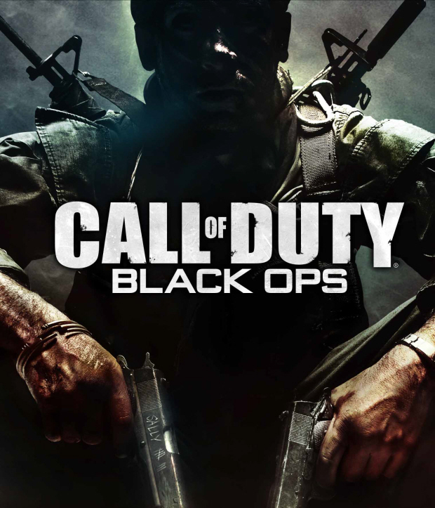 Call of Duty Black Ops Logo. So I finally got around to completing Call of