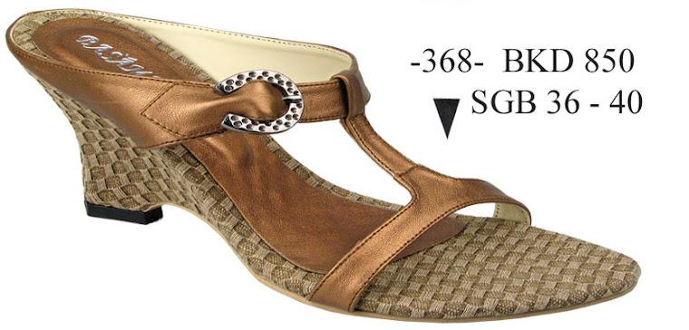 Sandal Cewek Kulit 368B