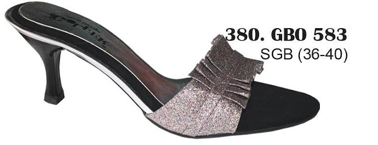 Sandal Cewek Kulit 380