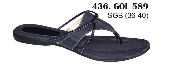 Sandal Cewek Kulit 436