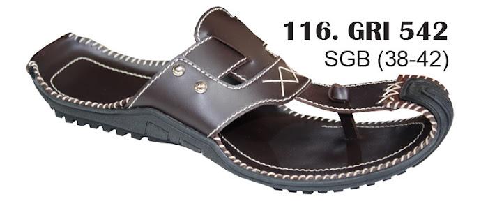 Sandal Cowok Model 116