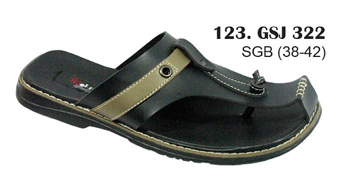 Sandal Cowok Model 123