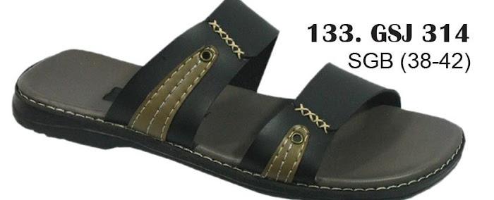 Sandal Cowok Model 133