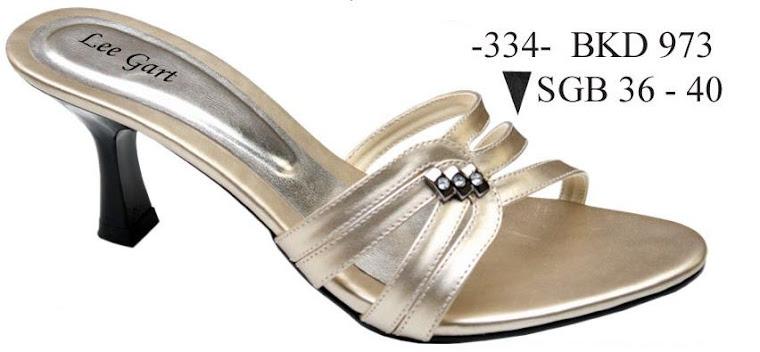 Sandal Cewek Kulit 334B