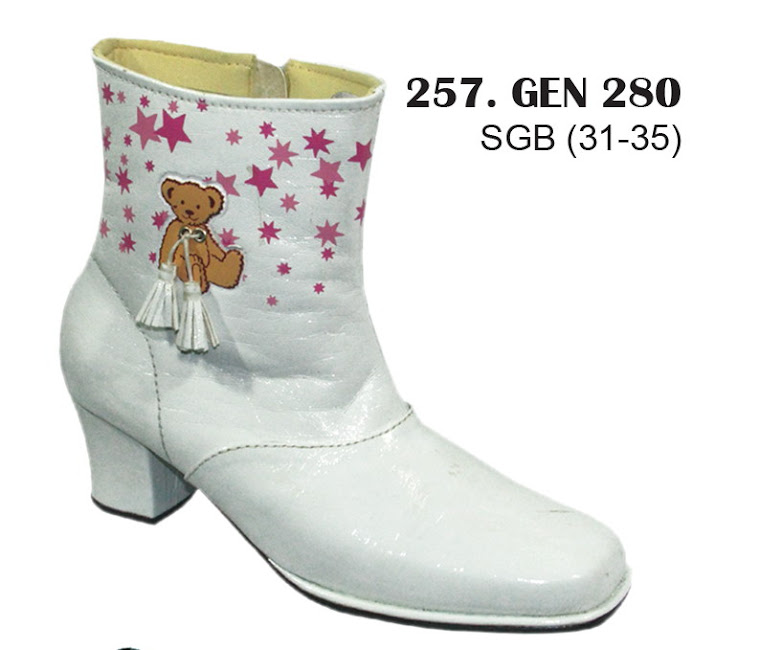 Sepatu Anak Model 257