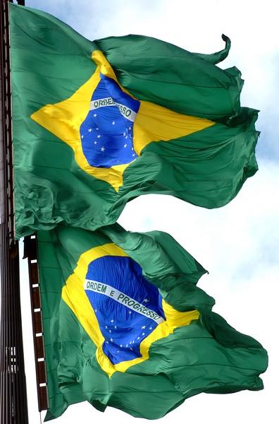 The Brazil Flag