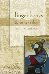 finger bones & other relics - poems by Marcella Remund