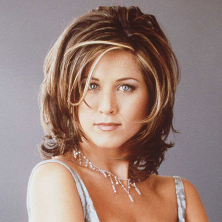 jennifer aniston hairstyles friends. Is she Jennifer Aniston