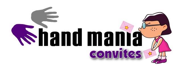 Hand Mania Convites