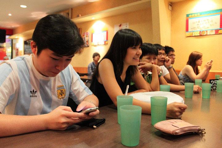Leong ming en food adventures coffee square sunnybank