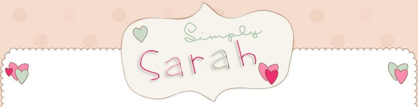 Simply Sarah