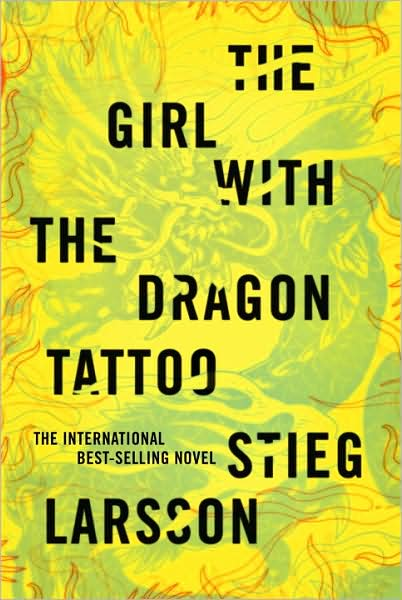 "Stieg Larsson's ""The Girl with the Dragon Tattoo"""